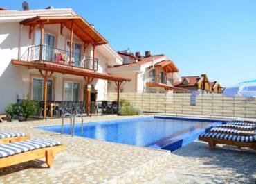 Sky Blue Villa